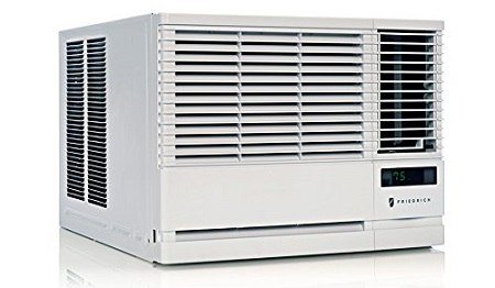 Friedrich Chill CP06G10B 6000 BTU Window Air Conditioner full view.